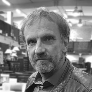 Thierry Brayer, coach en écriture littéraire et d'entreprise