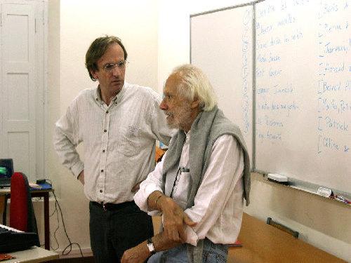 Th. Brayer et G. Moustaki