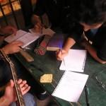 Atelier d'écriture spécial chanson 2015 ARDÉMO