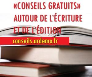 CONSEILS GRATUITS 'ÉCRITURE