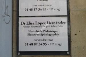 Médecin espagnol