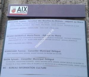 Quand le Rhône se multiplie à Aix-en-Provence !