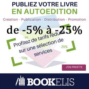 BOOKELIS : être publié et distribué